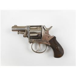 UNKNOWN BELGIAN  , MODEL: REVOLVER  , CALBER: 32 SHORT COLT