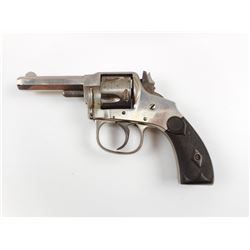 HOPKINS & ALLEN , MODEL: XL8 DOUBLE ACTION  , CALBER: 32 S&W