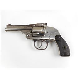 IVER JOHNSON  , MODEL: SAFETY HAMMERLESS AUTOMATIC  , CALBER: 38 S&W