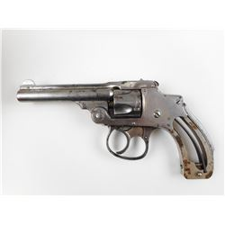 "SMITH & WESSON  , MODEL: TOP BREAK HAMMERLESS ""LEMON SQUEEZER""  , CALBER: 38 S&W"