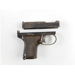 WEBLEY & SCOTT  , MODEL: 1912 , CALBER: 6.35MM