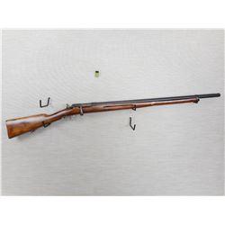 UNKNOWN BELGIAN  , MODEL: SINGLE SHOT SHOTGUN  , CALBER: 12GA X ?