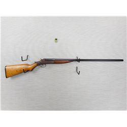 RIVERSIDE ARMS  , MODEL: SINGLE SHOT BREAK ACTION  , CALBER: 16GA X 2 3/4