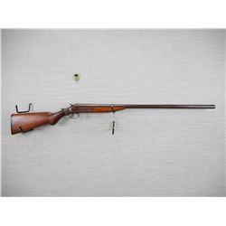 "RIVERSIDE , MODEL: SINGLE SHOT  , CALBER: 12GA X 2 3/4"""
