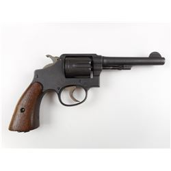 SMITH & WESSON  , MODEL: HAND EJECTOR 38 MILITARY & POLICE VICTORY MODEL  , CALIBER: 38 S & W