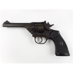 WEBLEY  , MODEL: MARK IV , CALIBER: 38 S & W