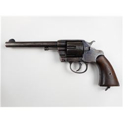 COLT , MODEL: 1892 NEW ARMY AND NAVY DOUBLE ACTION  , CALIBER: 38 LONG COLT