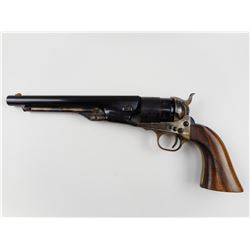 REPLICA ARMS , MODEL: COLTS 1860 ARMY REPRODUCTION , CALIBER: 44 PERC