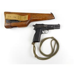 CANADIAN INGLIS HP   , MODEL: MARK 1 * , CALIBER: 9MM LUGER