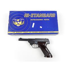 HIGH STANDARD , MODEL: SPORT KING , CALIBER: 22 LR