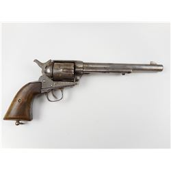UNKNOWN  , MODEL: COPY OF 1873 SINGLE ACTION ARMY  AKA PEACEMAKER , CALIBER: 44-40 WIN
