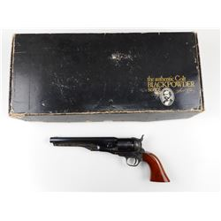 COLT , MODEL: 1861 NAVY GENERATION 3 , CALIBER: 36 PERCUSSION