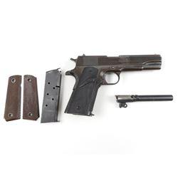 COLT/ITHACA REWORK  , MODEL: M1911A1 US ARMY  , CALIBER: 45 ACP