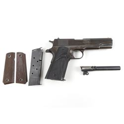 COLT/ITHACA REWORK  , MODEL: M1911A1 US ARMY  , CALIBER: 45 ACP