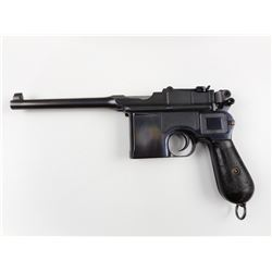 MAUSER , MODEL: BROOMHANDLE  , CALIBER: 7.63MM MAUSER