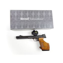 HAMMERLI , MODEL: INTERNATIONAL OLYMPIA 207 , CALIBER: 22 LR