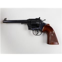 COLT , MODEL: OFFICIAL POLICE 22 , CALIBER: 22 LR