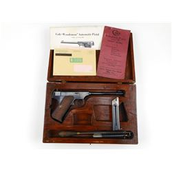 COLT , MODEL: PRE-WOODSMAN , CALIBER: 22 LR