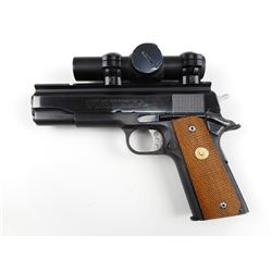 COLT , MODEL: GOVERNMENT MARK IV SERIES 70  , CALIBER: 45 AUTO