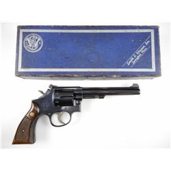 SMITH & WESSON  , MODEL: K22 MASTERPIECE POST WAR  , CALIBER: 22 LR