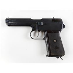 WWII ERA, CZ , MODEL: MODEL 38 , CALIBER: 380 ACP