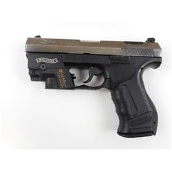 WALTHER  , MODEL: P99 , CALIBER: 40 S&W