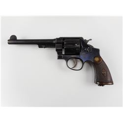 SMITH & WESSON  , MODEL: MK II HAND EJECTOR , CALIBER: 455 ELEY