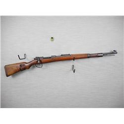 MAUSER , MODEL: CHEZ 98  , CALIBER: 8MM MAUSER
