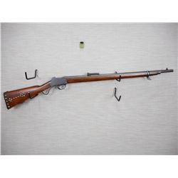 VERY UNIQUE, BSA  , MODEL: MARTINI CADET RIFLE  , CALIBER: 38 SPECIAL
