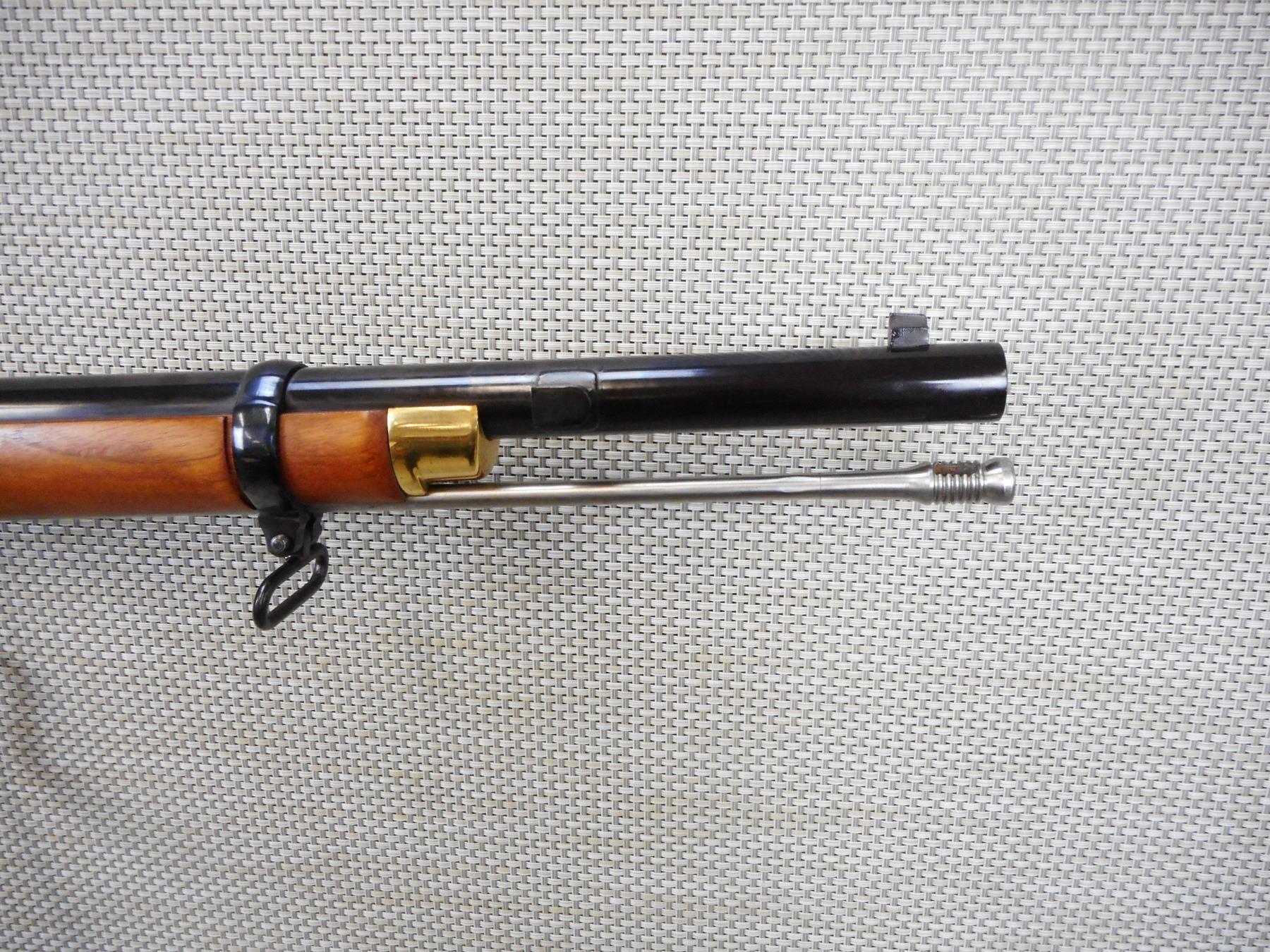 PARKER HALE , MODEL: ENFIELD PATTERN 1861 CARBINE REPRODUCTION , CALIBER:  577 PERCUSSION