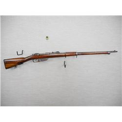 CARCANO , MODEL: 1891 RIFLE  , CALIBER: 6.5 X 52 CARCANO