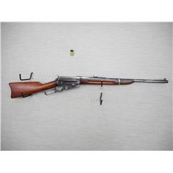 WINCHESTER , MODEL: 1895 SADDLE RING CARBINE , CALIBER: 303 BR