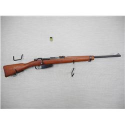 WWII ERA, CARCANO , MODEL: 1891/41 CARBINE  , CALIBER: 6.5 X 52 ITALIAN