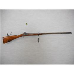 UNKNOWN  , MODEL: MUZZLE LOADER  , CALIBER: 58 CAL PERC