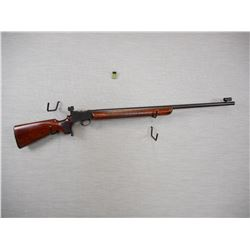 BSA , MODEL: SINGLE SHOT MARTINI  , CALIBER: 22 LR