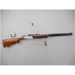 "ANTONIO ZOLI  , MODEL: COMBINATION GUN  , CALIBER: 12GA X 2 3/4"" / 222 REM"