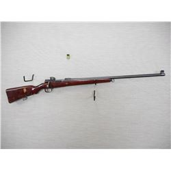 WWII ERA, SCHULTZ & LARSEN  , MODEL: M69 TARGET RIFLE  , CALIBER: 6.5 X 55 SWEDISH MAUSER