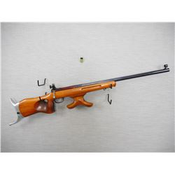 SCHULTZ & LARSEN , MODEL: MATCH RIFLE  , CALIBER: 6.5R IS STAMPED ON THE BARREL AS CALIBER