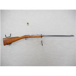 HUSQVARNA , MODEL: SINGLE SHOT  , CALIBER: 22 LR