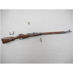 WWII ERA, MOSIN NAGANT , MODEL: M91/30 , CALIBER: 7.62 X 54R
