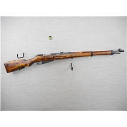 MOSIN NAGANT , MODEL: 39 FINNISH  , CALIBER: 7.62 X 54R