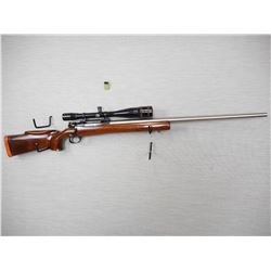 MAUSER , MODEL: ARGENTINIAN 1909 , CALIBER: 220 SWIFT  REBARRELLED