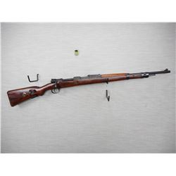 WWII ERA, MAUSER , MODEL: K98 , CALIBER: 8MM MAUSER