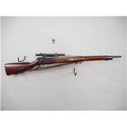 WWII ERA, REMINGTON , MODEL: 1903-A3 SNIPER , CALIBER: 30-06 SPRG