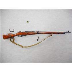 WWII ERA, MOSIN NAGANT , MODEL: 91/30 , CALIBER: 7.62 X 54R