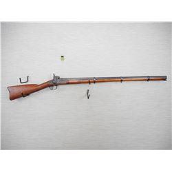 US RIFLE  , MODEL: 1863 MUSKET  , CALIBER: 58 CAL PERC