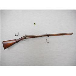 UNKNOWN  , MODEL: SIDE BY SIDE  , CALIBER: 10 BORE PERC