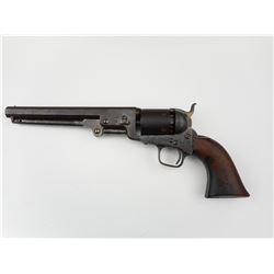 COLT, MODEL: 1851 UPPER CANADA REVOLVER, CALIBER: 36 CAL PERC