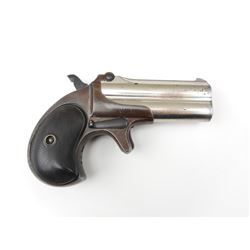 REMINGTON  , MODEL: DOUBLE DERRINGER  , CALIBER: 41 RIM FIRE