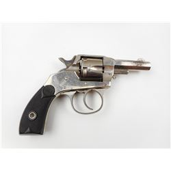 HOPKINS & ALLEN  , MODEL: XL DOUBLE ACTION  , CALIBER: 32 RIM FIRE